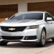Starting price: $27,300Five-year cost to own: $46,199Once the faceless fleet vehicle of choice, the Impala has received some surprising upgrades in recent years. An 8-inch MyLink color entertainment and information display, active noise cancellation on all four cylinders of its standard engine, keyless entry, OnStar emergency communications, Bluetooth, satellite and HD radio, USB/iPod connectivity and in-car Wi-Fi are all standard. Even the 2.5-liter four-cylinder engine gets roughly 200 horsepower, though an available 3.6-liter V6 kicks that up to 305. With a ton of legroom and 19 cubic feet of space in the trunk, the Impala is about as comfortable as a car this size should be.