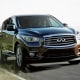 Starting price: $63,850Five-year cost to own: $72,103It's big and it is ugly. We're not going to mask that fact: The bulbous body and oversized grill make this one of the single ugliest SUVs we've seen on the market. Throughout its lifetime, it's been renamed from the QX4 and QX56, seemingly just to hide from its own hideousness. It fits in the same category as behemoths like the Cadillac Escalade, Lincoln Navigator and Lexus LX and has a 400-horsepower V8 engine under its atrocious frame to prove it can hang. With gas prices dipping below $2 in some parts of the U.S. last year, it saw sales improve 7.2% from last year. Still, its sales are fewer than half hat of those the midsize QX60 (which also made Kelley Blue Book's cost-to-own list) and rank third among all Infiniti SUVs. With a face only an automaker could love, the QX80 needs a low five-year cost of ownership if only to reward the poor, half-blind soul who buys it.