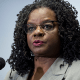 """""""We wanted to raise the profile of the issue for the intelligence agencies that are in fact right now looking at financial transactions,"""" said Rep. Gwen Moore, D-Wisc., oneof the letter's signees.The letter wasn't a voyeuristic attempt to find out whetherPresident Trump paid taxes or used eligible loopholes, but an attempt to push investigators to take a closer look at Deutsche Bank transactions involving Trump businesses, she added.""""You have to follow the money,"""" Moore said.""""It was our obligation to raise the question. We're going to try and get an understanding of the issues even if we don't have subpoena power.""""A key issue, Moore notes, involves sanctions on Russian companies and individuals, some of which were installed in the wake of the country's intervention in Ukraine and its seizure of the Crimean Peninsula in 2014.Moore points to a section of the letter raising concerns about a """"mirror trading"""" scandal that allowed Deutsche Bank's Russian clients to convert rubles into dollars abroad.""""If we have sanctions in place in Russia, we have to know that people are not dealing with those banks outside of the framework of those sanctions,"""" Moore said. """"It is really important for our credibility and our democracy and place in the world."""""""
