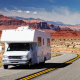 Yes, this is aimed toward the Senior Pass crowd, but if your dream in retirement was not to be tied down and see the continent, there are a whole lot of folks who do so in trailers and motor homes. If you decide to go on the road full-time, most folks who choose that lifestyle set up residency in South Dakota (no income tax, 4% sales tax, less than $15 in vehicle registration fees) and hit the road. You swap property insurance for auto insurance, rent or a mortgage for about $3,000 in fees and a full suite of utilities for whatever you pay in electric. Now, your level of comfort with this lifestyle will dictate whether you're OK living out of a $35,000 trailer or a $3 million house-sized bus, but if the road and a continent full of wonders beckons, this sure beats paying for a fixed home, airfare and hotels.
