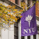 Manhattan-based NYU ranks seventh on the list with notable attendees such as filmmaker Martin Scorsese, Twitter founder and CEO Jack Dorsey, and singer Lady Gaga.