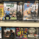 "There was absolutely no organizational system to the movie aisle; they weren't categorized alphabetically, no identified comedy/drama/thriller sections. As one can see, ""Ted 2"" was creeping into ""Paul Blart Mall Cop 2's"" space."