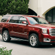 General Motors' GMC Yukon SLT comes equipped with theGMC IntelliLink, allowing drivers to stream music via Pandora and SiriusXM Satellite Radio with the touch of a button.