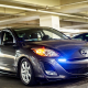 """The Mazda 3 boasts the Mazda Connect infotainment system, but its """"rather slow in responsiveness,"""" according to Car and Driver."""