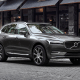 """The Volvo XC60 T5 Inscription's infotainment system was called """"clunky"""" by Car and Driver, and features an """"awkward selector knob and a button-dense center stack."""""""