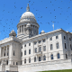 It's highly unlikely that Rhode Island will get the job done by Saturday, S&P said, after a revised revenue estimate in May left Gov. Gina Raimondo's proposed budget with a $131.1 million deficit. But state laws dictate that Rhode Island will use last year's budget until it passes a new one, rendering most expenditures safe as long as they don't increase, and debt service payments are covered even if they do go up.