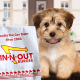 That's right, Beethoven needs a real meal other than cappuccinos and frozen custard.And In-N-Out has it for him with its Pup Patty - a plain burger patty served in a doggy bag. This item is a secret, like Starbucks' Puppuccino, so you won't find it on any of the burger chain's menus.