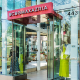 """BCBG Max Azria Global Holdings submitted its petition on March 1. At that time, the women's clothing retailer operated120 standalone stores, 58 factory outlet locations and 290 """"partner shops."""""""