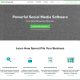 """Company Rating: 4.8 """"Collaborative and open minded communication occurs every day. Great work-life balance, caring employers and caring employees."""" -Sprout Social Social Media Specialist (Chicago)"""