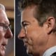 Kentucky has produced its share of national political leaders, including its current U.S. senators, who regularly make headlines. They are Sen. Mitch McConnell, Senate Majority Leader, and Sen. Rand Paul, a presidential candidate in 2016. They are both Republicans, but it seems they are rarely on the same side of an issue.