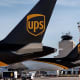The cargo service UPS Airlines, owned by UPS , is based in Louisville.