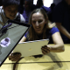 The new iPad Prosare designed tohave larger displays, better cameras, more processing power and longer battery lives.