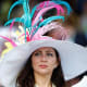 Not only are hats at the Derbyeye-catching, but the superstition goes that it's a good bet for your betting to wear one during the race.For more about Derby hats, check outthe Kentucky Derby Museum in Louisville.