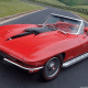 The Chevrolet Corvette, which was first revealed in 1953, also topped the list of three states: Hawaii, Michigan and Virginia.