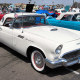 Ford's Thunderbird, introduced in 1955, was the most searched for in three states: Alabama, New Hampshire and Oregon.