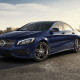 Made in: HungaryStarting price: $32,050Don't get too bent out of shape about this: the entry-level Benz the CLA supplanted, the C-Class, is made in Alabama. Meanwhile, the folks in Hungary dropping a 2-liter 4-cylinder into a Mercedes have given it a combined 32 miles per gallon.That mileage makes it easily the most efficient of the entry-level vehicles in the luxury segment, but this sedan and its big, honkin' grill with the prominent Three-Pointed Star make up for the paltry 208 horsepower of this baby Benz. You can get a 375-horsepower all-wheel drive version with sports suspension and racing brakes, but we have no idea why you'd want to turn this vehicle into a German Camaro.Just enjoy the touchscreen infotainment system with Bluetooth and HD radio, the mbrace smartphone app with five years of free features, and the the radar-based collision, attention and braking assistance. If you really want a Mercedes that's more about performance than monthly payments, work your way out of the entry level first.