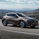 Made in: EnglandStarting price: $29,950This is quite a pedigree for the QX30. It's based on the Mercedes-Benz GLA and is produced at a plant in Sunderland.Even for a crossover, this is really small. There's a scant 34 cubic feet of total cargo space with the seats down and a body style that nominally resembles an SUV. However, the leather steering wheel, heated power rearview mirror, 208-horsepower four-cylinder engine, combined 28.5 miles per gallon, dual-zone automatic climate control, Bluetooth connectivity, backup camera and InFiniti InTouch infotainment system with 7-inch touchscreen all seem like lovely features... for a sedan.