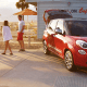 Made in: SerbiaStarting price: $20,995We'll admit, the 75.5 cubic feet of passenger space inside the standard Fiat 500 is a bit tight. The five-door 500L, meanwhile, has a slightly more roomy 123 cubic feet of space to go with its peppy 160-horsepower engine, seven airbags, voice command with Bluetooth, flip and fold rear seats and 33 miles per gallon on the highway. It's a Fiat with more room, if less mileage, which makes it a whole lot easier to swipe at your tablet without elbowing someone in the head.When it came time to make this larger 500, however, the folks in Italy decided to call in a favor from Serbia. The plant in Kragujevac where the 500L is manufactured not only has been making cars since the 1950s, but once made one of the most loathed cars ever imported to these shores: The Yugo.