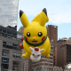 Parade persona: Pokemon's Pikachu balloonWell, at least Pokemon Go has died down to the point that people are now only collecting their pocket monsters in designated spaces. However, the Pokemon franchise marches on with Pokemon Ultra Sun and Ultra Moon releasing for the Nintendo 3DS earlier this month. A Pokemon game for the new Nintendo Switch is also forthcoming. It's great to see Pokemon celebrating its 21st year, but it's even better when that celebration doesn't involve a bunch of people on your law staring into smartphones.