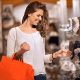"""""""Technology will bring on a new era of DIY shopping,"""" Synchrony said in its report. Its futurists envision a clothing store with interactive dressing room mirrors vs. taking advice from sales associates. Need another size? Tell the mirror and a sales associate will bring it, hopefully reducing the time spent interacting with retail employees. In the millennial age of being consumed by one's personal Apple iPhone, few people want to spend the time chatting with a sales associate.""""Time and convenience...technology is really the driver that accelerates that for the consumer,"""" Synchrony'sWhit Goodrich said in the report.Jim Cramer and the AAP team hold a position in Applefor their Action Alerts PLUS Charitable Trust Portfolio. Want to be alerted before Cramer buys or sells AAPL? Learn more now."""