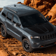 Starting price: $43,095We were trying to decide between this model and the Grand Cherokee's Overland series, but this one ticked all of the important off-roading boxes for nearly $5,000 less. In either case you're getting a 3.6-liter V6 engine, Quadra-Track 4x4 with snow, sand, auto, mud or rock modes, air suspension and a full towing package. The Trailhawk, however, comes with a rear differential that automatically transfers power to stable wheels for more effective traction in rough terrain. It doesn't have a navigation system or Xenon headlights but, then again, it isn't a luxury SUV trying to masquerade as an off-road vehicle.