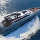 Cost per week: $65,000 to $93,000This is easily one of the sexier yachts we've seen on this list, but this 33-meter beauty from Numarine was designed that way. There's only room for eight passengers and a crew of four, but the giant master suite and VIP suite and two cabins are air conditioned, bathed in natural light and attached to their own bathrooms. There are two paddle boats, a diesel jet tender for land excursions, jetskis, water skis, snorkeling gear and an electric surfboard included, but you're going to have to spring for excursions and meals.While the televisions, iPads and Apple TV are fine throw-ins and the 31 knots of speed will get you to your destinations in either Hong Kong or Phuket, it's the newly built 2016 yacht itself that's the main event. While the Dolce Vita isn't the biggest yacht on the list and doesn't have the most amenities, its performance in the South China Sea has already won it some fans as the yacht of the future.