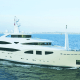 Cost per week: $300,000Diddy loves yachts. In fact, if you're considering a charter and want to know what's hot on the seas, it's in your best interest to look at the Bad Boy founder's history on the high seas.This $65 million, 178-foot floating palace is teeming with its owner's touches. The top deck party floor includes bar, stage and projection screen. The living area's leather sofas are fluffed with pillows, jars of dried apricots line the mantels, books about African history and culture dot the tables. The 10-member staff will bake cookies for you and 11 guests. The cinema room, gym, elevator, five separate deck areas (including sun deck with Jacuzzi) and six ensuite state rooms are all at your disposal, as is a master suite balcony can be lowered to become a private deck. The water-borne amenities include two tenders, a rescue boat, two Yamaha WaveRunners, kayaks, a water trampoline, a slide, waterboards, wakeboards, paddle boards, towables, scuba gear, snorkeling gear and kitesurfing equipment.The man wasn't just posing when he was on yachts in those $1 million videos: Diddy knew early on that he wanted this. It's not only not surprising that he'd be a well-seasoned yacht owner by now, but it would be disappointing if he wasn't a trusted yacht authority nearly 30 years into his career.