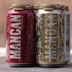Mancan, Wine in a Can, takes the fuss out of drinking wine. This Ohio company uses California wines for its three different varieties--red, white and fizzy white--and packages them in a 12-ounce can, just the way Coke, from the Coca-Cola Co.  does.Cheers.
