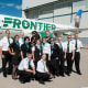 Denver low-cost carrier Frontier Airlines looks to list its shares under ticker symbol FRNT, according to an initial prospectus.Investment firm Indigo Partners would sell an unspecified amount of shares in the offering, whose terms have yet to be determined. It holds a 99.3% stake in Frontier after paying $145 million for the airline in December 2013. Republic Airways had acquired Frontier out of Chapter 11 in October 2009 for $108.8 million. Republic later filed its own Chapter 11 petition in February 2016 following a pilot shortage.If a Frontier IPO does take flight, it would join other low-cost airlines that went public while Indigo Partners was an investor, including Spirit , Tigerair, Volaris and Wizz Air.Frontier posted net income of $200 million on $1.71 billion in operating revenue in 2016, up from $146 million in net income on $1.6 billion in revenue a year earlier, according to its S-1 filing with the Securities and Exchange Commission.Citigroup, Deutsche Bank, Evercore and JPMorgan lead a team of 11 underwriters on the offering.