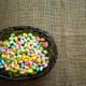 Jelly beans are an Easter staple. More than 16 billion jelly beans are expected to be sold for Easter, according to the National Confectioners Association.