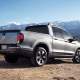 "Voted the best mid-size pickup, the Honda Ridgeline packs a front-engine, front- or all-wheel-drive, 5-passenger, 4-door pickup and is considered ""pleasant to live with on a daily basis simply sealed its victory."""
