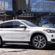 Voted the best subcompact luxury SUV, the BMW X1 boasts front- or all-wheel-drive, 5-passenger, 4-door hatchback and a turbocharged and intercooled DOHC 16-valve 2.0-liter engine.