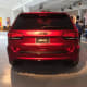 The rear looks like a typical Jeep Grand Cherokee. But clearly, this is anything but a typical auto.