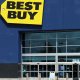 Shares of Best Buy tanked nearly 7% to $53.89 on Monday, July 10, after Recode reported that Amazon is secretly hiring IT professionals for its own in-home electronics repair army, mirroring Best Buy's Geek Squad.Year to date, however, Best Buy's stock is up 31%.