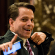Hedge funder Anthony Scaramucci was reportedly twice before up for a spot in the Trump administration beforefinally landing one this month at the Export-Import Bank. But he could always upgrade.He told reporters in January he would join the White House as a liaison to the business community, but his deal to sell his companyto a Chinese conglomerate squashed that.Bloomberg reported this month that Trump would appoint him ambassador to the Organization of Economic and Corporate Development, but that hasn't happened yet either.Scaramucci, 53, is one of Trump's most vocal defenders in the business community and outwardly, at least, seems like he's always auditioning for a job.Maybe he could hop from the Ex-Im Bank to the Fed.