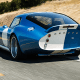Renovo Motors Inc.'s coupe can travel from 0 to 62 mph in 3.4 seconds. It can reach a top speed of more than 120 mph and has a 220-mile range.