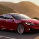 This Tesla can accelerate to 62 mph from standing in just 2.36 seconds. It has a range of 315 miles, and its top speed is 155 miles per hour.Tesla's shares fell 4% to $362.50 by Tuesday's close.