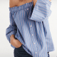 Regularly price of $43.50  Currently on sale for $34.80  100% cotton