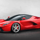 Price: $3,450,200Seller's location:Geneva, SwitzerlandJust 499 versions of the LaFerrari hybrid were built from 2013 through 2015, with a 500th LaFerrari selling at auction last year for $7 million. The Ferrari F140 6.3-liter V12 engine kicks out 789 horsepower all its own, but a 161-horsepower electric engine boosts LaFerrari's total brawn to 950 horsepower for short bursts. Its carbon-fiber body and mid-range engine give it a top speed of 217 miles per hour and a 0-to-60 time of less than two seconds -- making it the fastest street-legal car Ferrari has ever produced. However, even the Apeta drop-top version sold last year (by invitation only) is incredibly rare, which means you're not paying less than $3 million for this vehicle any time you see one.