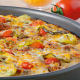 Papa John's introduced in May its limited-time-onlyBacon Cheddarburger Pizza, complete withWisconsin cheddar, zesty burger sauce and pickles, which can go with its new Bacon Cheddarsticks side.