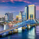 15. Jacksonville, Fla.Travel costs and hassles rank: 7Local costs rank: 1Attractions rank: 17Weather rank: 32Warm weather activities rank: 16Safety rank: 34See WalletHub's methodology on this report to find out what makes these cities great winter destinations.Photo: Sean Pavone / Shutterstock