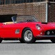 This 1961 Ferrari was sold for $16,830,000 at a Gooding & Co. Auction in Monterey, Calif. in August 2015.