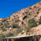 This cave home,in a canyon in the Mule Mountains just outside the historic mining town of Bisbee, Ariz., is listed for $1.5 million. The area is a magnet for birdwatching enthusiasts, withmore than79species identified in the area as well as 113 species of butterflies and a whole host of other native critters – all of whom you can admire from the grand opening of this unique cave dwelling. Photo Credit: Mark Cline