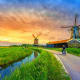 12. NetherlandsNearly four in five expats consider the Dutch government supportive of policies to protect the environment. The country also stands out for air quality and water and sanitation.
