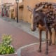 Santa Fe has a rich Indian and Spanish history and is the oldest European community west of the Mississippi. It has great museums and restaurants, and is one of the art capitals of America.