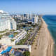 ft lauderdale, florida, beach