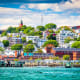 This small city perched above Maine's southern coast is the hot place to be, for those who can take its long, cold winters. The town is overrun with good restaurants and entertainment.