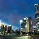 Guangzhou, ChinaHeight in meters: 438.6Height in feet: 1,439Floors: 103Year completed: 2010Hotel / office