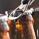 Buy beverages in glass or metal, not plastic.
