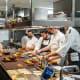 Gabriel Kreuther restaurant, 2-star Michelin, Aug. 2021